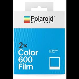 Polaroid Accessories - Polaroid Color Film for 600 Double Pack NIB